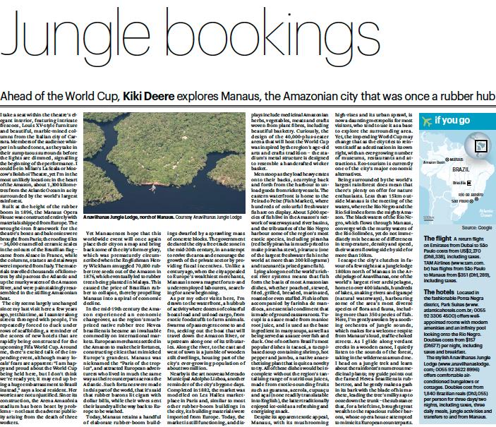 Jungle Bookings