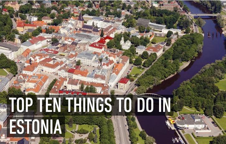 Top 10 Estonia
