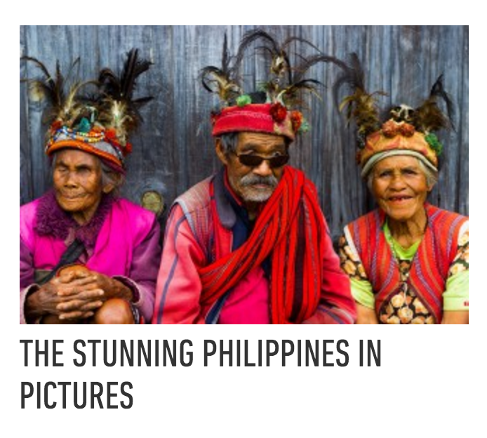 The Stunning Philippines in Pictures