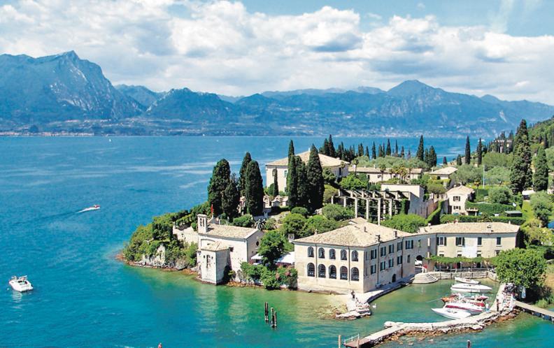 Lakes Garda